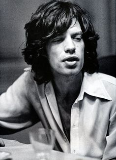 Sun in Leo - Mick Jagger