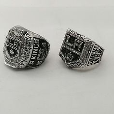 2014 LA Kings Stanley Cup Championship Ring