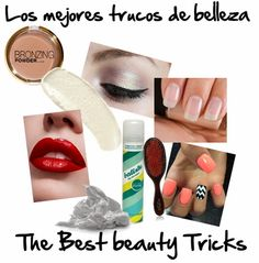 Beauty Tricks. Los 10 mejores trucos DIY de makeup