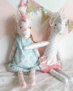 Quilt Story: Paperie blog tour! And some sweet Unicorn friends...