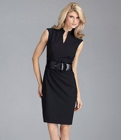 My favorite dress....I wear this to meetings, conf, you name it...