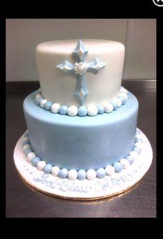 Baptism cake.