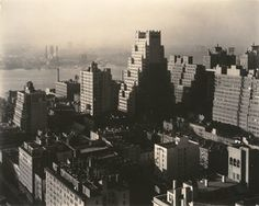 From the Shelton, Looking Southeast  1931  photograph | gelatin silver print    Source: http://www.sfmoma.org/explore/collection/artwork/13810##ixzz2MkGkfiv6   San Francisco Museum of Modern Art