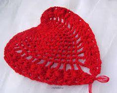Znalezione obrazy dla zapytania crochet valentine