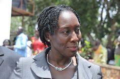 Attorney General, Marietta Brew Oppong