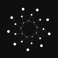 """""""Where there is matter, there is geometry. Illusion Gif, Anime Gifs, Web Design, Generative Art, Art Graphique, Animation, Motion Design, Op Art, Optical Illusions"""