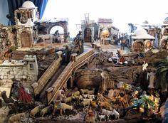 CREACIONES SANCHO: BELEN NAVIDAD 2010 - 2011
