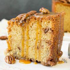 Call Me PMc Pecan Pie Pound Cake Recipe » Call Me PMc
