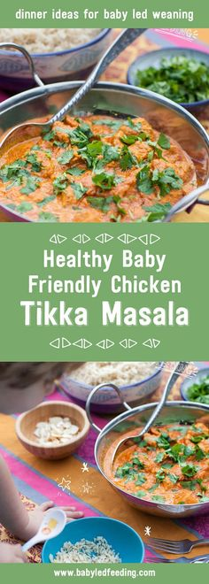 This recipe is a hit with kids of all ages. It is deliciously creamy and is a baby friendly family meal. Dinner recipes for baby led weaning
