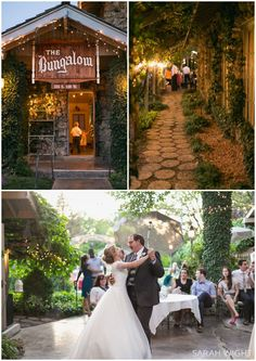 The Bungalow in Pleasant Grove, Utah- Indoor space and a beautiful, intimate garden outdoors.