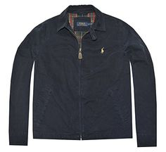 POLO RALPH LAUREN Polo Ralph Lauren Mens Canvas Jacket.  poloralphlauren   cloth   Mens e728f58d3e7c6