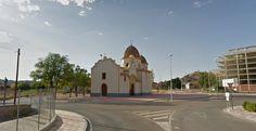 Rotonda de la ermita de San Agustín (Jumilla, Murcia)