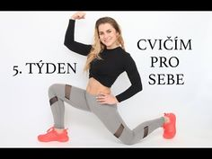 CVIČÍM PRO SEBE | 5. týden [12ti týdenní hubnoucí program] | Little Niky - YouTube Namaste, Youtube, Body Fitness, Pole Dancing, Exercise, Yoga, Workout, How To Plan, Detox