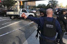 Shooting in Lower Manhattan via yazzzie #news #worldnews