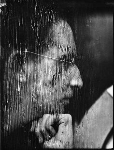Dwight MacDonald (Right Profile), 1934-41. Walker Evans. © Walker Evans Archive, The Metropolitan Museum of Art