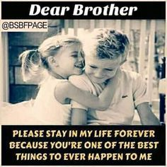 New quotes birthday sister i love 36 ideas Brother Sister Love Quotes, Brother And Sister Relationship, Sister Quotes Funny, Brother And Sister Love, Funny Sister, Daughter Poems, Army Sister, Happy Birthday Brother From Sister, Brother Birthday Quotes