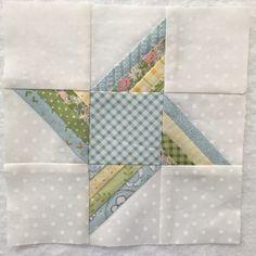 Block 80 of The Splendid Sampler Quilt