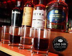 #Vuelos&Degustaciones en #SuTerceraCasa!!! Los esperamos... http://daniel.com.co/menus/bebidas   Reservas: 2493404