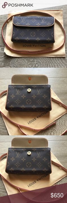 Louis Vuitton handbag 💯 authentic Brand New..Never been used. Super nice 👍 love and care by the owner Louis Vuitton Bags Crossbody Bags