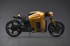 Swedish manufacturer Koenigsegg doesn't build anything but four-wheeled, two-doored supercars. This Koenigsegg Motorcycle Concept shows what a two-wheeled take might look like. Moscow-based designer Maxim Burov imagines the bike as a sleek affair, with wrap-around bodywork that hides the gas...