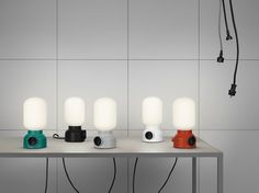 Plug Lamp by Form Us With Love on thisispaoer.com
