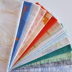 "Designer Bundle - ""Friedlander"" quilting cotton 15 x FQ"