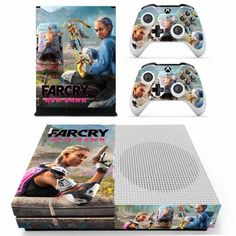 Turnyour Xbox One S console into a piece of art with one of our stick-on Xbox one S skins! EveryXbox one S skinis designed to suit each personal style. Xbox One S skins are made of high-quality material, incredibly easy to use, which improves the performance of gaming. We have thousands of high-quality products that had satisfied thousands of our customers. Increasing online shopping increases our hunger for high standards in Xbox one S decals quality. All you have to do is peel the decals fr S Console, Console Styling, Xbox One Skin, Ps4 Skins, Shops, Gamers Anime, Color Mixing, Dawn, Custom Design