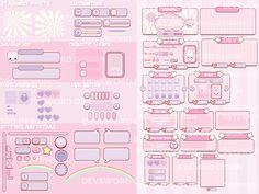 Aesthetic Gif, Pink Aesthetic, Aesthetic Wallpapers, Aesthetic Pictures, Pink Wallpaper Laptop, Kawaii Wallpaper, Pastel Wallpaper, Cute Wallpapers, Cute Wallpaper Backgrounds