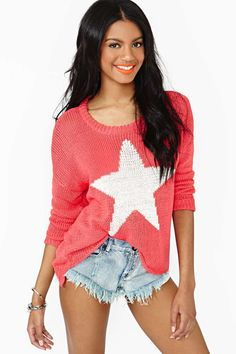 Nasty Gal sweater I love them so much
