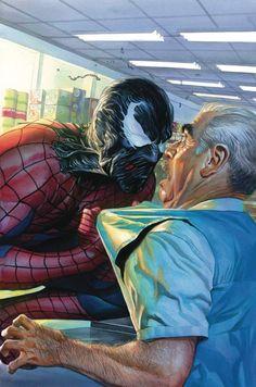 Amazing Spider-Man #793 (Alex Ross)