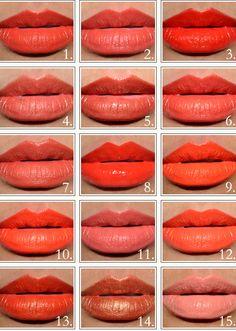 The Summer Season: Orange Lipsticks & Lipglosses Round-up - Temptalia Beauty Blog: Makeup Reviews, Beauty Tips
