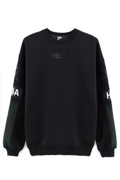 Hood By Air - X-RAY CREWNECK #urbvngallery  Instagram @Urbvn Gallery