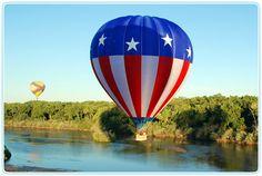 World Balloon Rides in Albuquerque