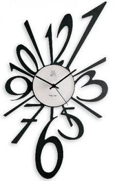 Unique Modern Wall Clock with an Explosive Flair - Home Interior Design Themes Cool Clocks, Unique Wall Clocks, Modern Clock, Modern Wall, Interior Design Themes, Kitchen Wall Clocks, Wall Clock Design, Clock Wall, Diy Clock