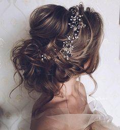 Bridal Hair Accessory Bridal Hair Vine  Bridal  Diadem Bridal
