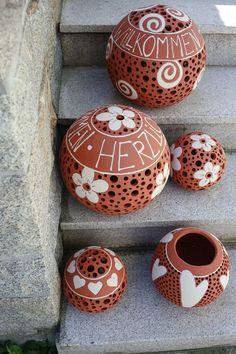 Gartenkeramik | Keramik Maria Meier