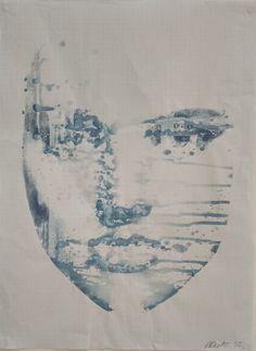 New Blood Art   Masked #3 by Amber Devetta   Buy Original Art Online   Artworks by Emerging Artists for Sale