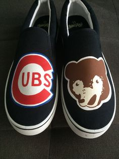 a40517bfd5518 36 Best Major League Baseball Painted Shoe Ideas images in 2017 ...