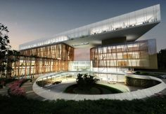 Samsung International Hospital in Seoul by NBBJ