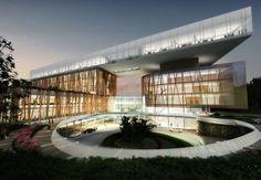 Samsung International Hospital in Seoul by NBBJ
