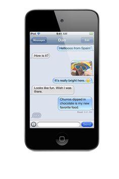 Amazon.com: Apple iPod touch 8 GB Negro (4ª generación) (descontinuado por el fabricante): Reproductores de MP3 y Accesorios
