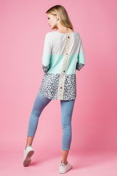c5a8f490cf2d23 ... Tops by The Cinchy Cowgirl. Mint  Great! Lace  Great! Leopard  Great!!  What s not to