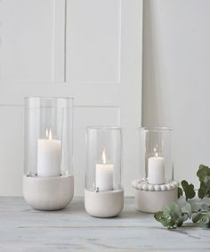 The Ruustinna series now includes a delightful little tealight lantern. Place on the table or beside the fireplace for a warm light. Birch/glass/metal, height 17 cm, lantern Ø 6 cm, incl. White Candles, Tea Light Candles, Tea Lights, Floor Lanterns, Candle Lanterns, Concrete Candle Holders, Tealight Candle Holders, Christmas Lanterns, Centerpiece Decorations