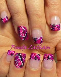 Muddy girl camo camo and deer series pinterest muddy girl nails to die for prinsesfo Gallery