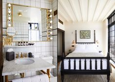 The Ludlow Hotel by LTL Architects, New York City hotel hotels and restaurants