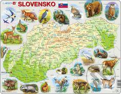 Bratislava, Activities For Kids, Preschool, Mesto, Education, Montessori, Puzzle, Geography, Canada