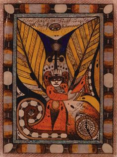 Adolf Wölfli : Learn About The Artists : The Collection: The Anthony Petullo Collection of SELF-TAUGHT & OUTSIDER ART