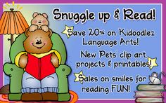 Snuggle Up and Read! Shop at DJ Inkers for some cozy deals now through February 25, 2015!