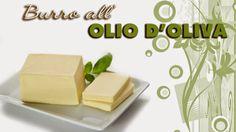 """Veglife Channel : """"Burro"""" all' olio d' oliva (alternativa al burro e alla margarina)"""