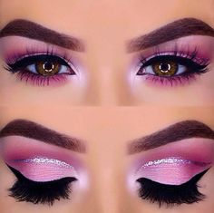 STTRUT Spotlight prom inspired eye makeup by @amrezy!! #prom #promposal #prommakeup #promdress #graduationmakeup #graduation #weddingmakeup #bridalmakeup #bride #like4like #pink #glitter #cutcrease #brows #lashes #wingedliner #blendthatshit #eyes #motd #kyliejenner #falsies #amrezy #makeupinspiration #browwiz #microblading #lashextensions #anastasiabrows #makeuplover #bblogger #eotd @anastasiabeverlyhills @toofaced @urbandecaycosmetics @maccosmetics @flutterlashesinc @kyliecosmetics…